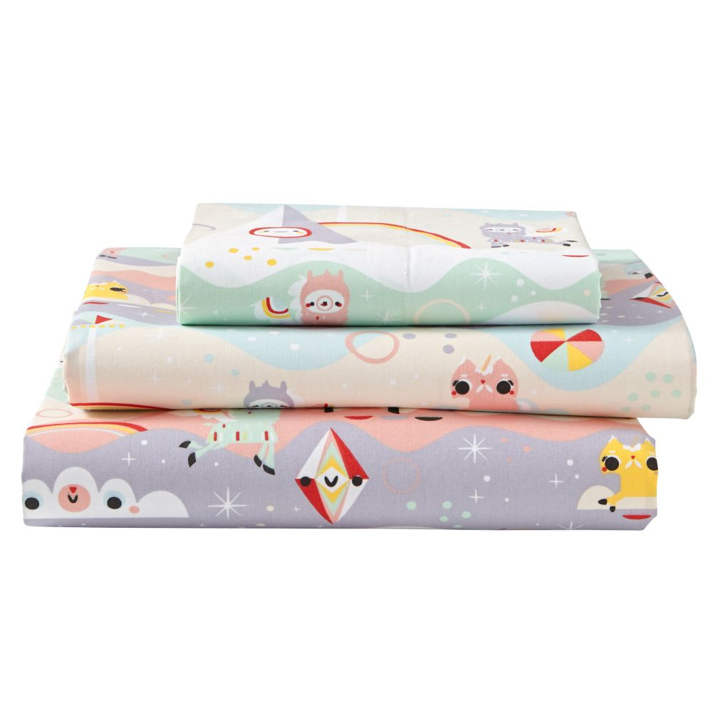 Twin Dreamscape Sheet Set