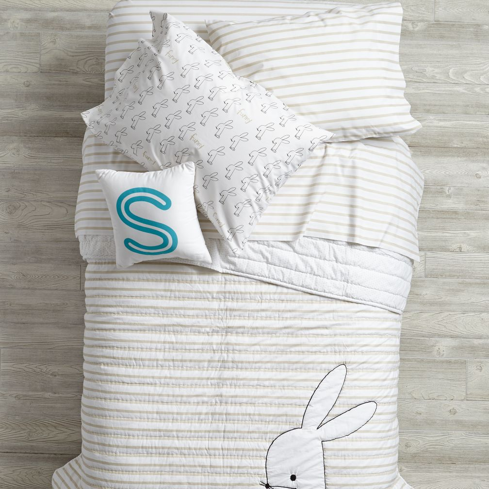 Early Edition Bedding (Bunny)