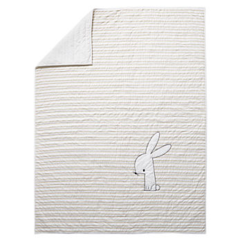 Twin Early Edition Quilt (Bunny)