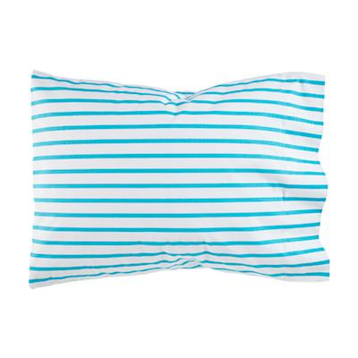 Early Edition PIllowcase (Blue Stripe)