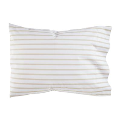 Early Edition PIllowcase (Khaki Stripe)