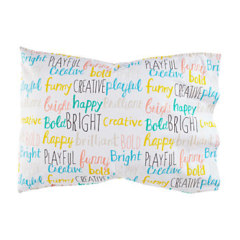 Early Edition Pillowcase (Word)