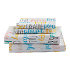 Full Word Early Edition Sheet Set.