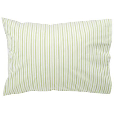 Breezy Stripe Green Pillowcase