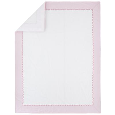 Extended Stay Pink Duvet Cover (Twin)