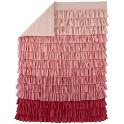Fade to Pink Duvet Cover (Twin)