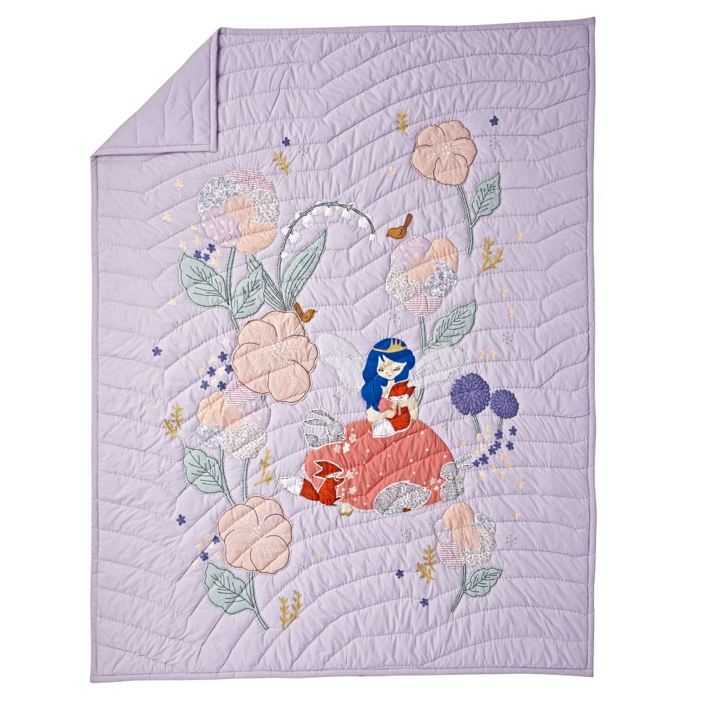 Fairy Princess Quilt (Twin)