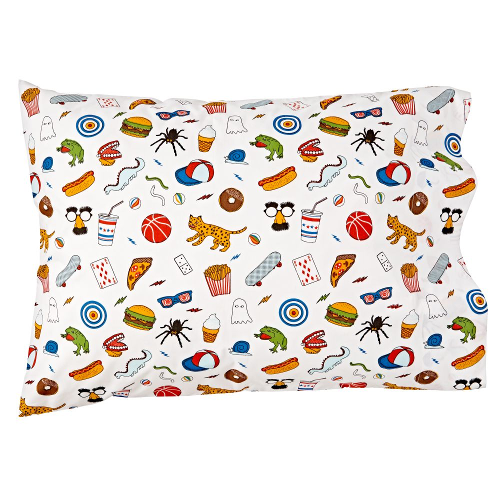 Favorite Things Pillowcase