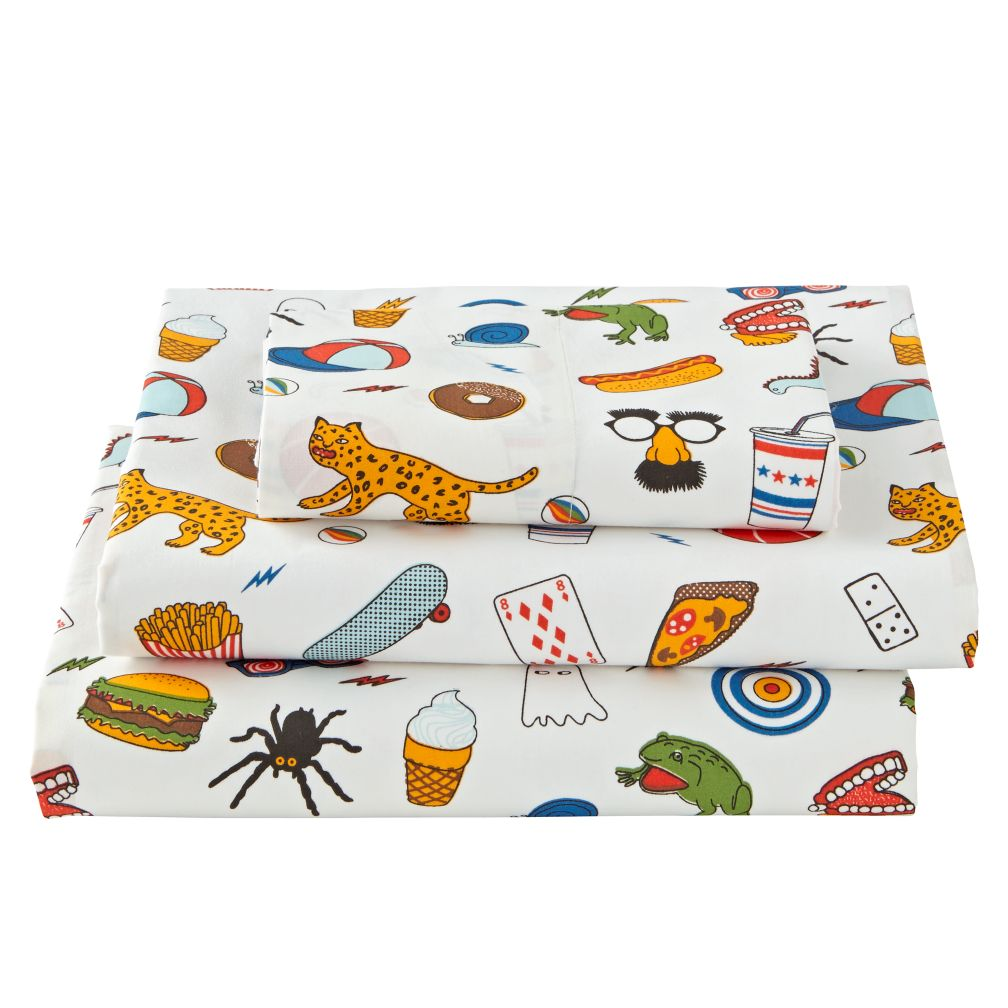 Twin Favorite Things Sheet Set