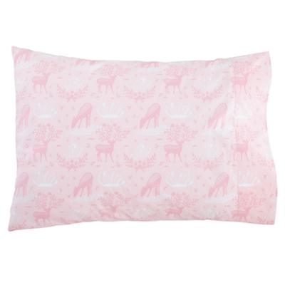 Fawn Forest Pillowcase