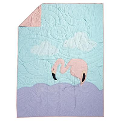 Flamingo Quilt (Full-Queen)