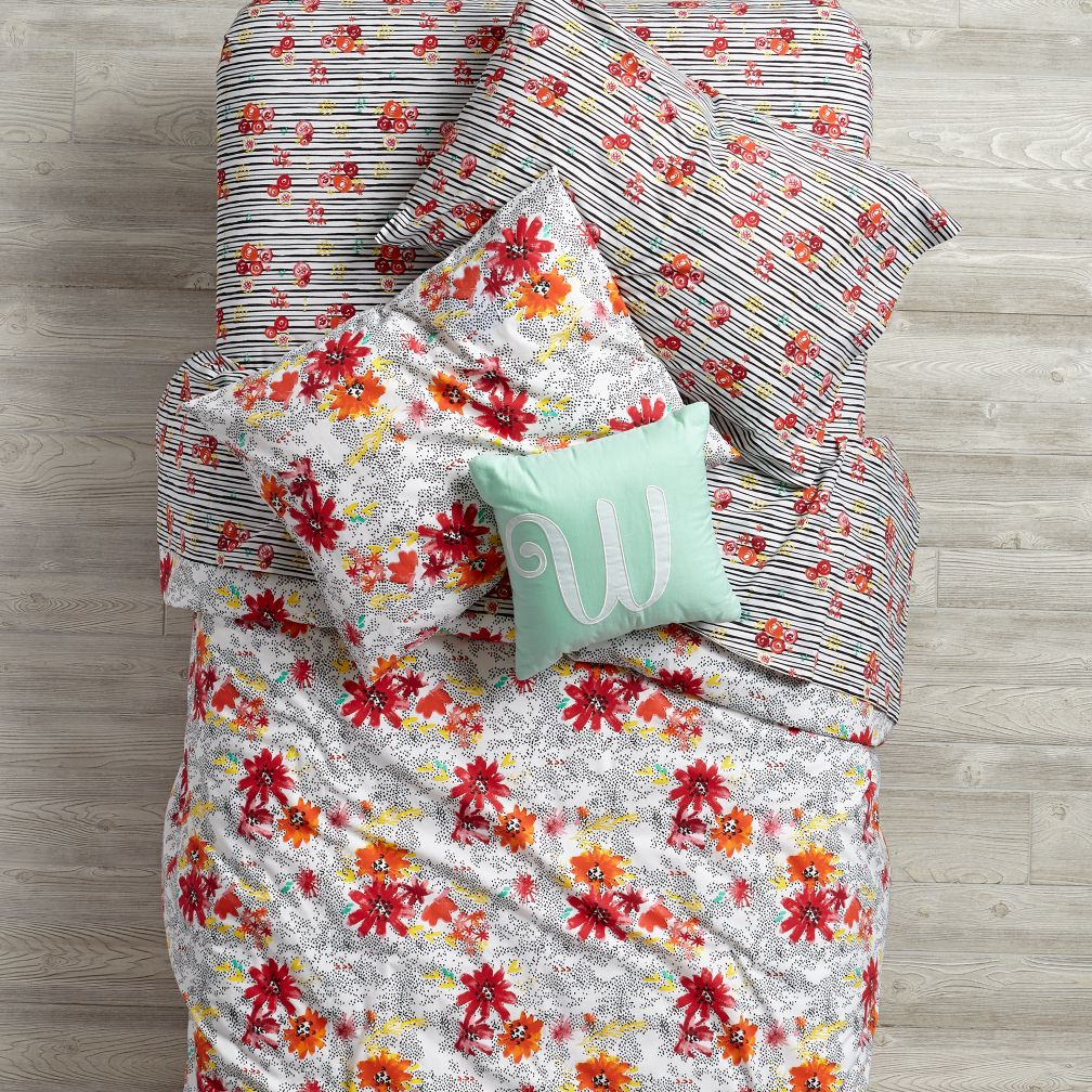 Floral Pop Bedding