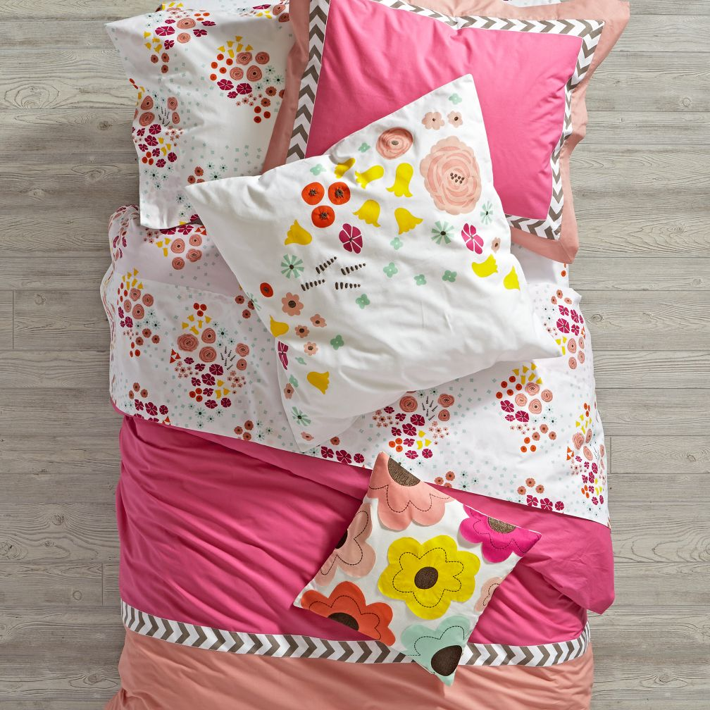 Flower Show Duvet Cover