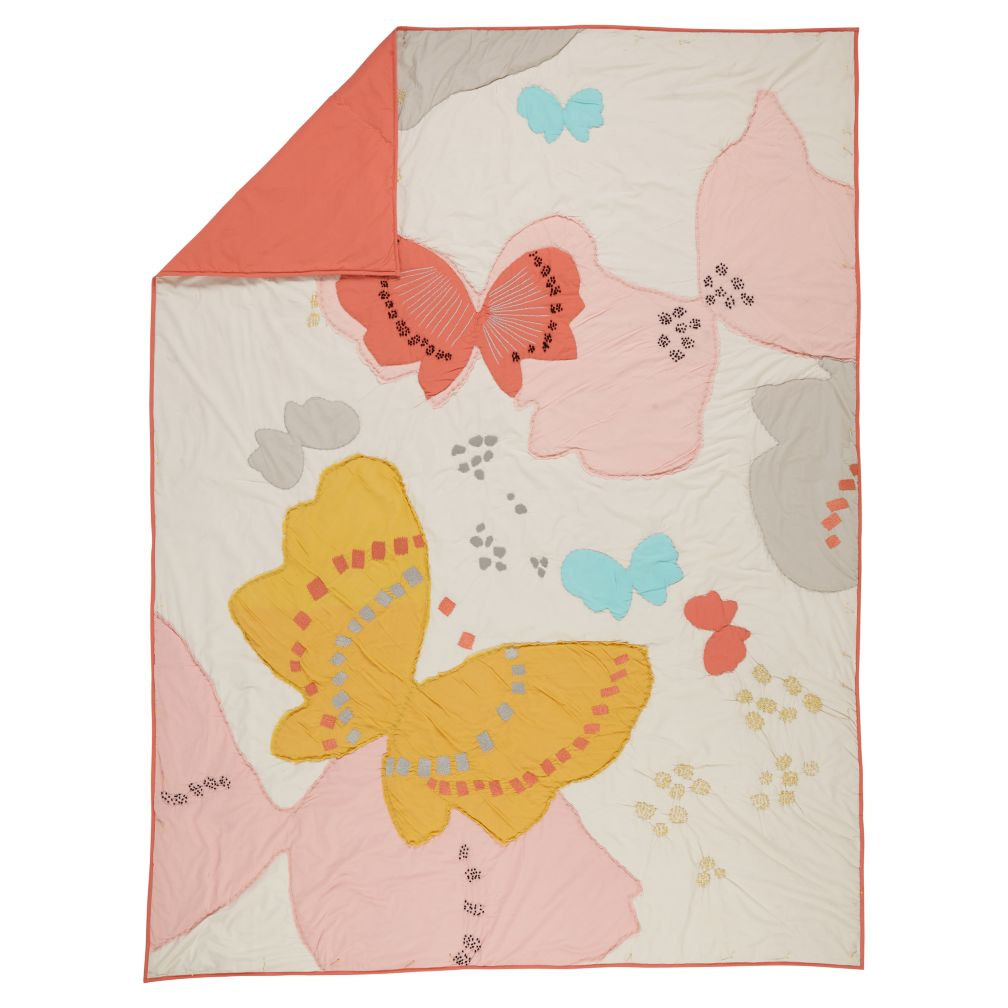 Twin Fly Away Quilt