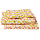 Twin Fly Away Sheet SetIncludes fitted sheet, flat sheet and one pillowcase