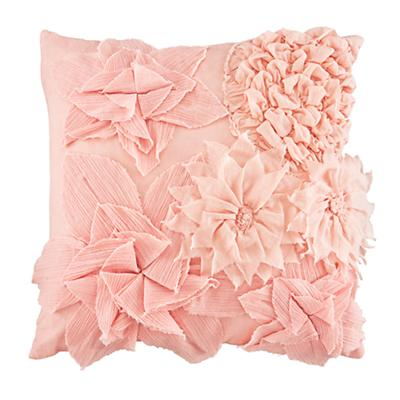 Fresh Cut Throw Pillow Cover