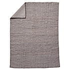 Grey Twin Go Lightly Quilt