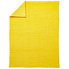 Twin Yellow Go Lightly Quilt