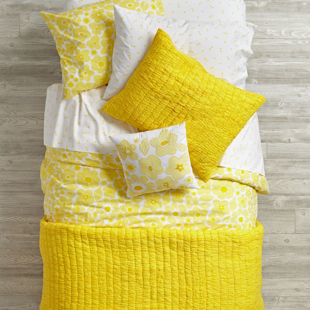 Go Lightly Quilt (Yellow)