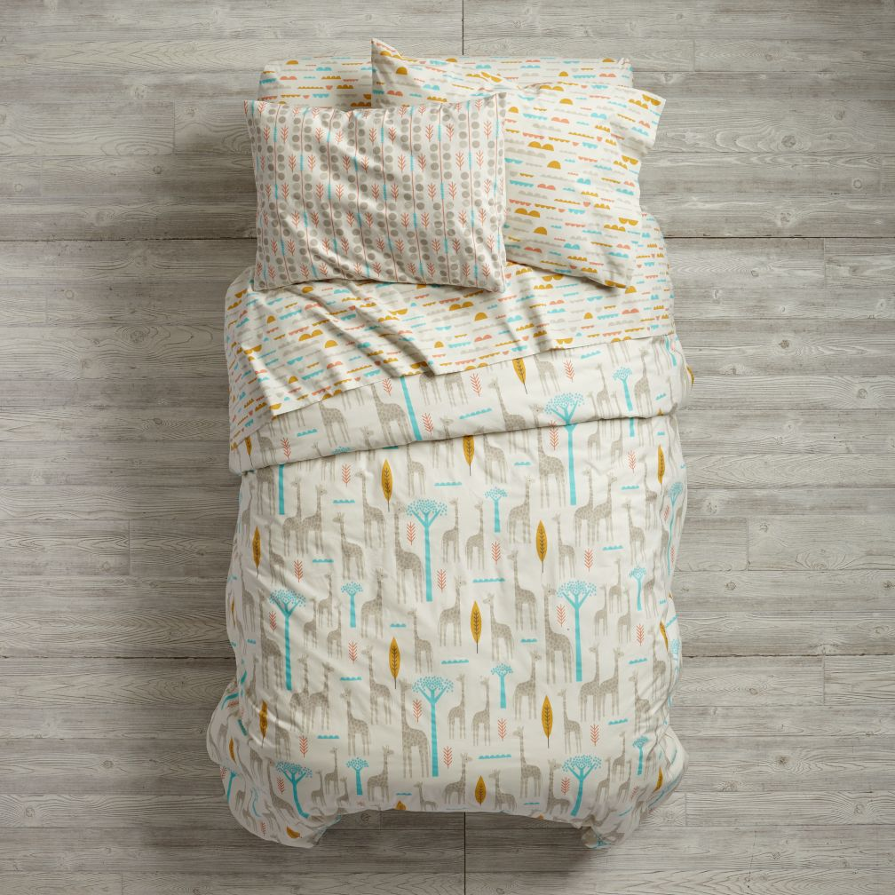 High Plains Duvet Cover