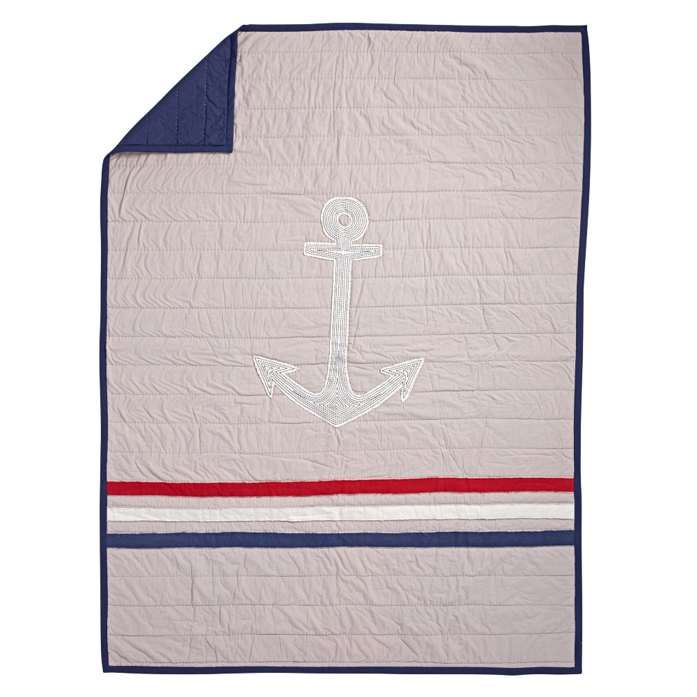 High Seas Quilt (Twin)