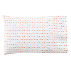 Orange Arrow Pillowcase