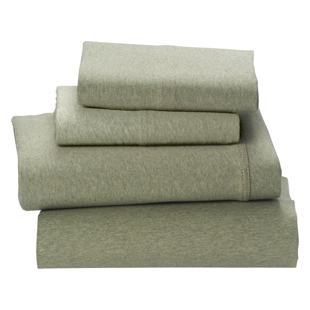 Pure Jersey Sheet Set (Green)