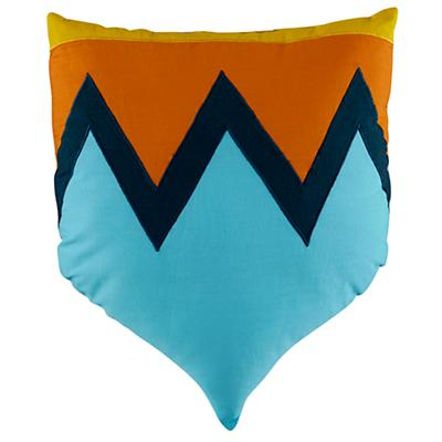 Shield Throw Pillow