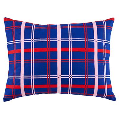 Lately Lily London Plaid Sham