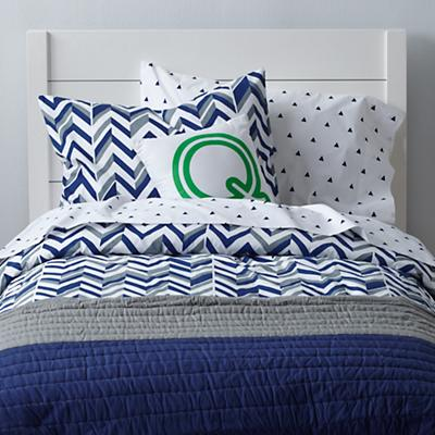 Little Prints Quilt (Blue)