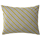 Yellow Stripe Little Prints Sham