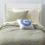 Little Prints Kids Bedding (Yellow)