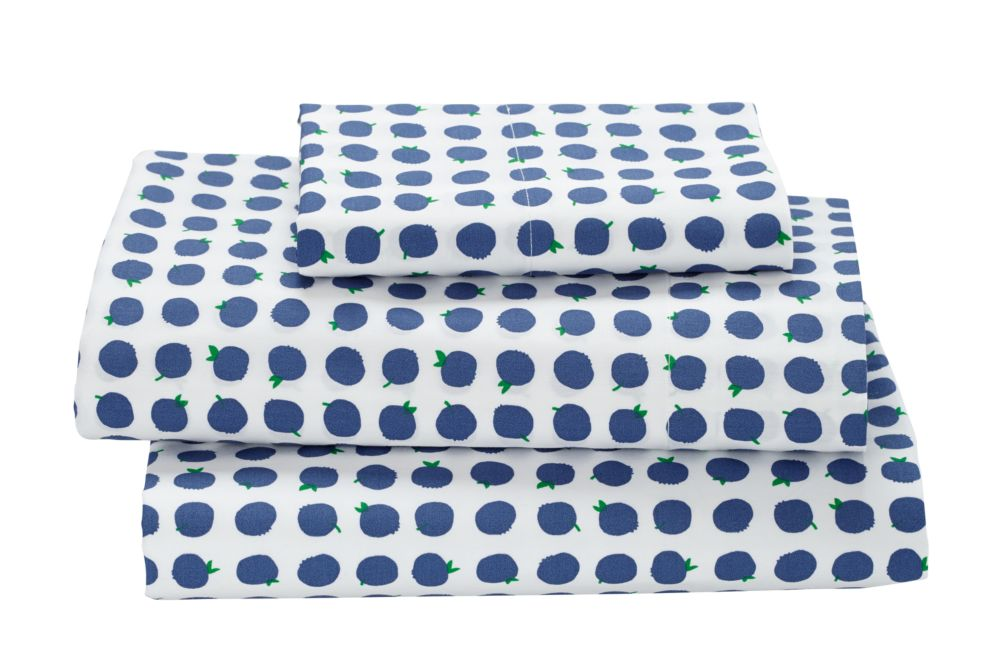 Twin Farmer's Market Sheet Set