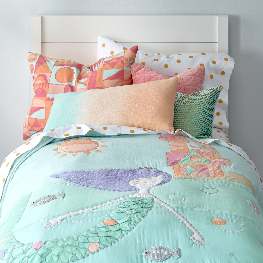 Mermaid Kids Bedding The Land Of Nod