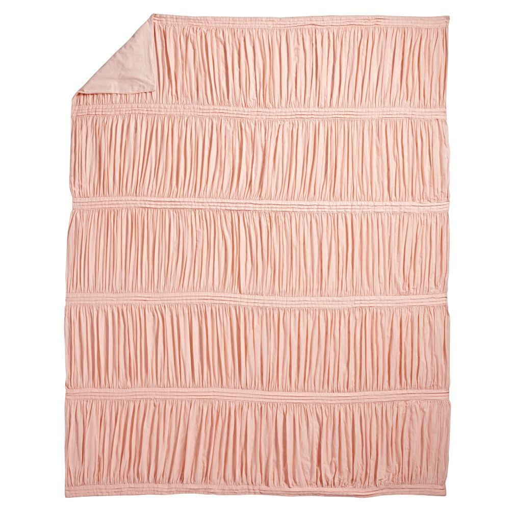 Pink Modern Chic Duvet Cover (Twin)