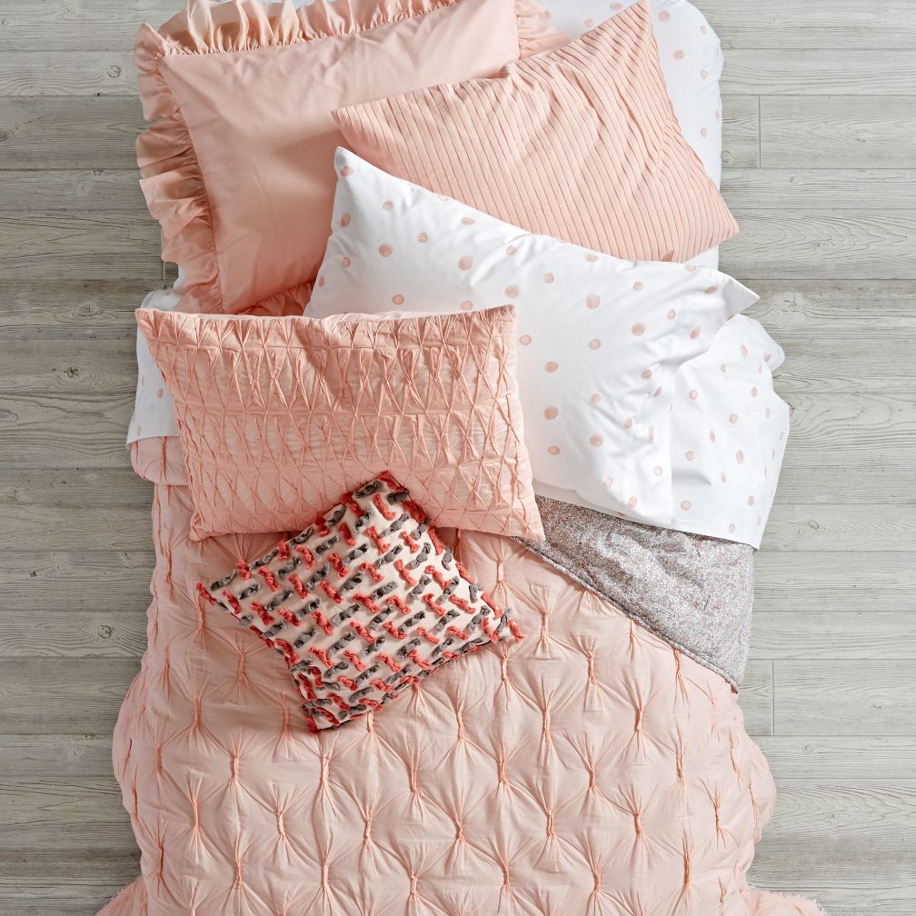 Modern Chic Bedding (Pink)