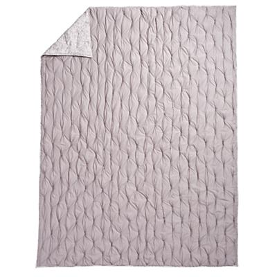 Grey Modern Chic Quilt (Full-Queen)
