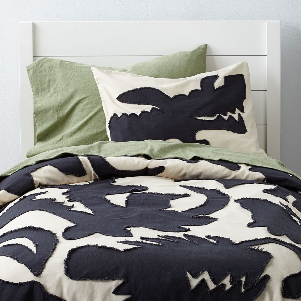 Monster Misfit Bedding