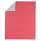 Full-Queen Pink Neon Sprinkle Quilt