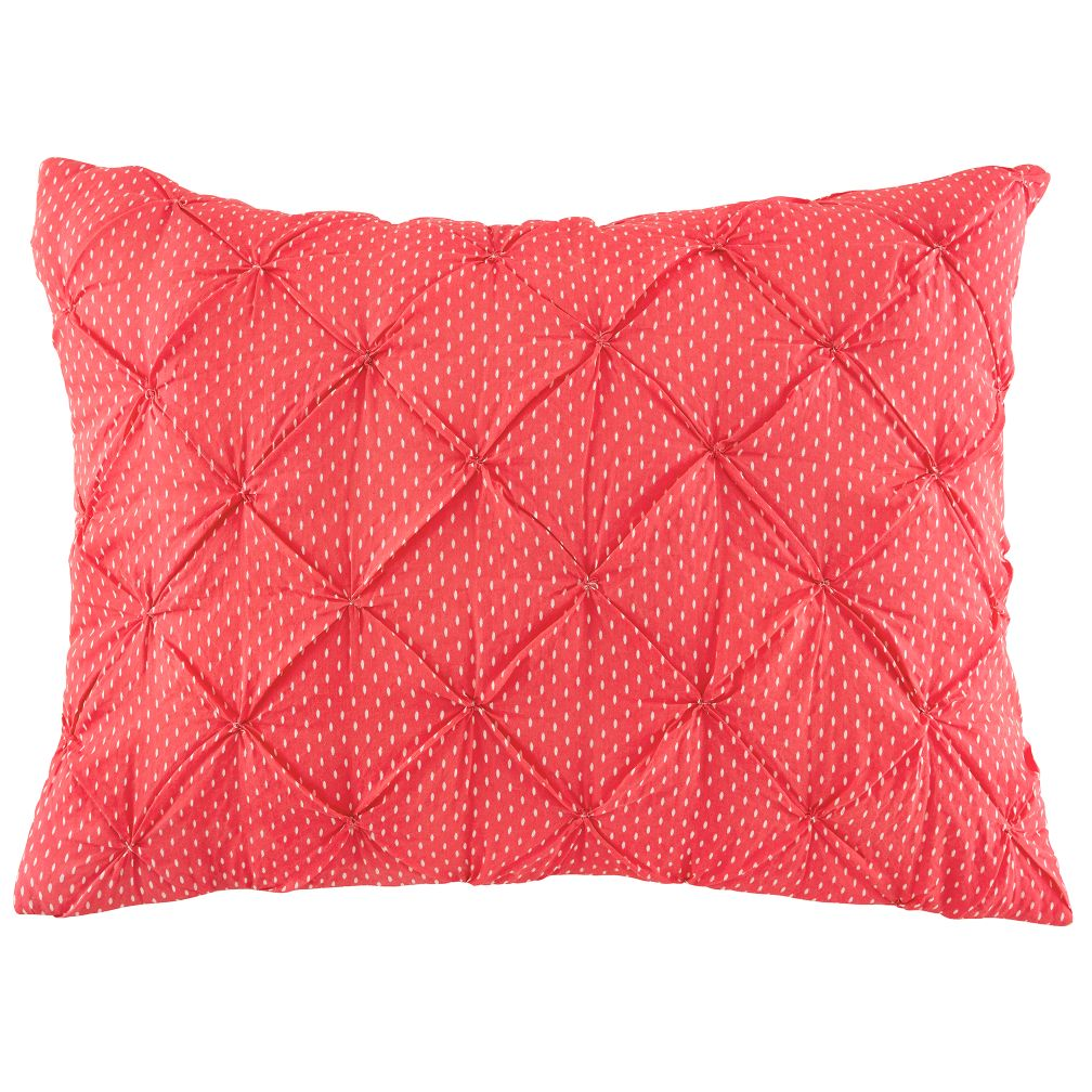 Neon Sprinkle Quilted Sham