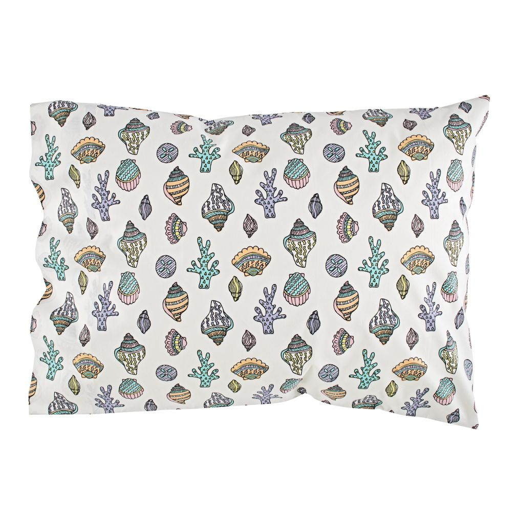 New Wave Nautical Pillowcase