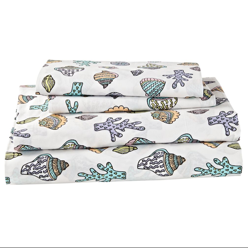 New Wave Nautical Sheet Set