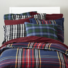Northwoods Flannel Bedding