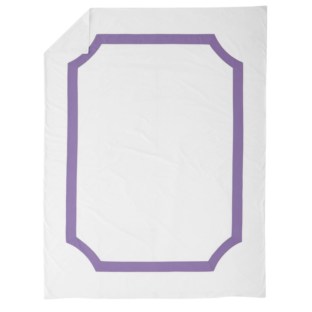 Bordeaux Duvet Cover (Purple)