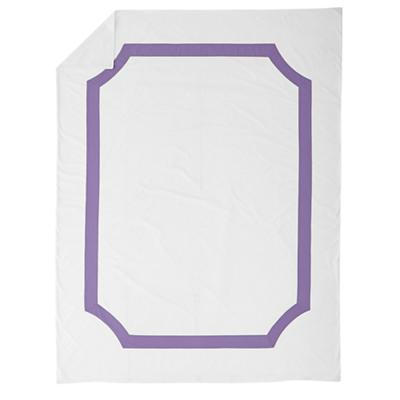 Full-Queen Bordeaux Duvet Cover (Purple)