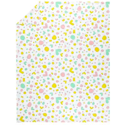 Pattern Party Duvet Cover (Full-Queen)