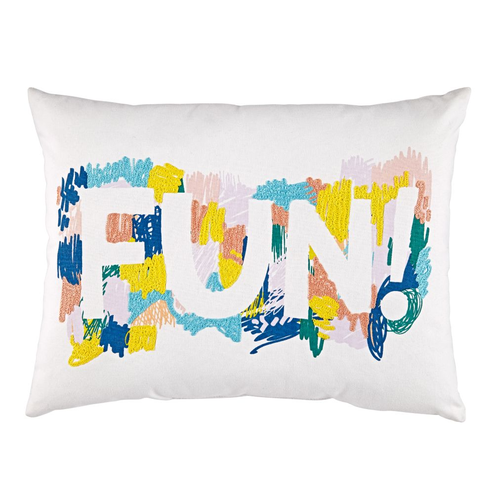 Fun Throw Pillows For Bed : Sale: Baby & Kids Bedding The Land of Nod