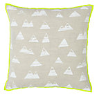 Mountain Throw Pillow Set