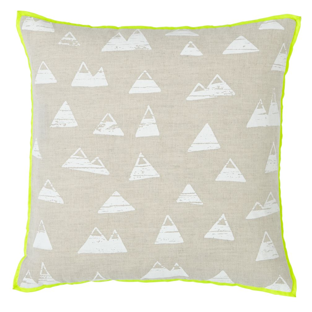 Mountain Throw Pillow