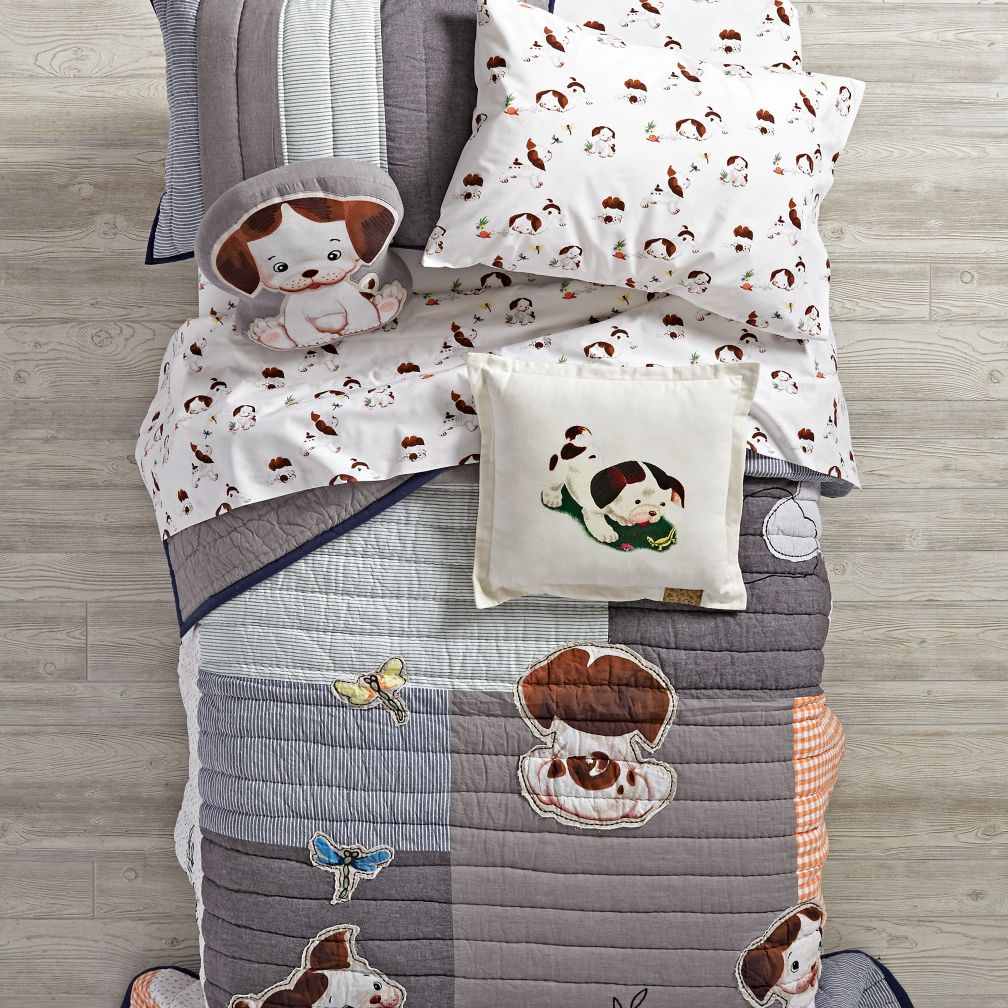 Poky Little Puppy Quilt